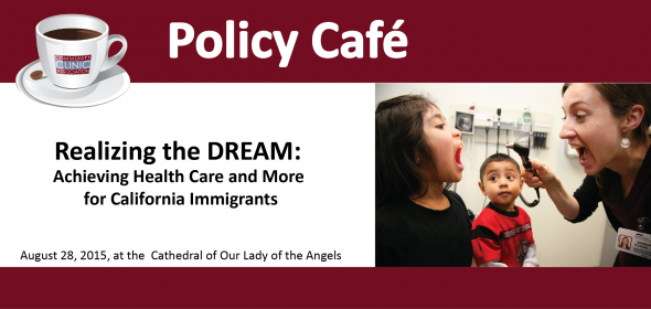 Policy Cafe Featured Event