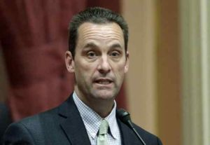 Rep. Steve Knight, R-Santa Clarita, in a 2014 file photo. (Associated Press)
