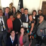 roud to recognize U.S. Rep. Tony Cárdenas as a 2017 Community Health Advocate. Happy to be there with Northeast Valley Health Corporation, Valley Community Healthcare, Mission City Community Network, El Proyecto del Barrio and Eisner Health