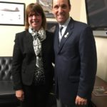 Northeast Valley Health Corporation President and CEO Kim Wyard was able to meet with Representative Steve Knight and discuss importance of FQHCs today in his district as part of her trip to P&I.