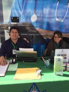 Bartz-Altadonna Outreach Staff Outreach staff David Reyes and Darleen Gutierrez