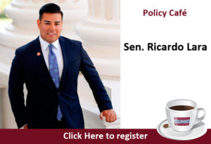 Policy Cafe with Senator Ricardo Lara @ The Cathedral of Our Lady of the Angels | Los Angeles | California | United States