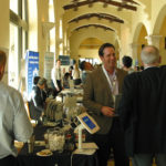 Exhibitor Hall at the 16th Annual Southern California Health Care Symposium