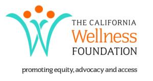 Bronze Sponsor - The California Wellness Foundation